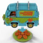 LEGO Ideas Scooby Doo Mystery Machine (2)