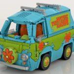 LEGO Ideas Scooby Doo Mystery Machine (4)