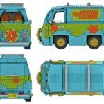 LEGO Ideas Scooby Doo Mystery Machine (5)