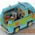 LEGO Ideas Scooby Doo Mystery Machine (7)