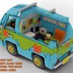 LEGO Ideas Scooby Doo Mystery Machine (8)