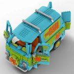 LEGO Ideas Scooby Doo Mystery Machine (9)