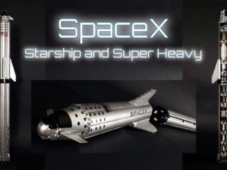 LEGO Ideas Spacex Starship (1)