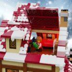 LEGO Ideas Tavern Under Snow (10)