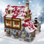 LEGO Ideas Tavern Under Snow (12)