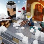 LEGO Ideas Tavern Under Snow (14)