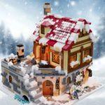 LEGO Ideas Tavern Under Snow (15)