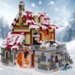LEGO Ideas Tavern Under Snow (4)