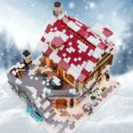 LEGO Ideas Tavern Under Snow (9)