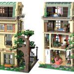 LEGO Ideas The Nanny (4)