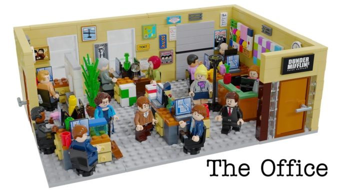 LEGO Ideas The Office4 (1)