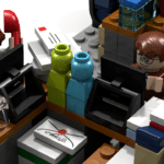 LEGO Ideas The Office4 (2)