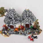 LEGO Ideas Trulli Of Alberobello (2)