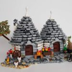LEGO Ideas Trulli Of Alberobello (4)