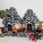 LEGO Ideas Trulli Of Alberobello (5)
