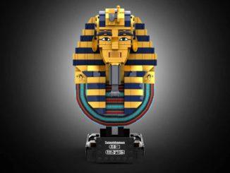 LEGO Ideas Tutankhamun (1)