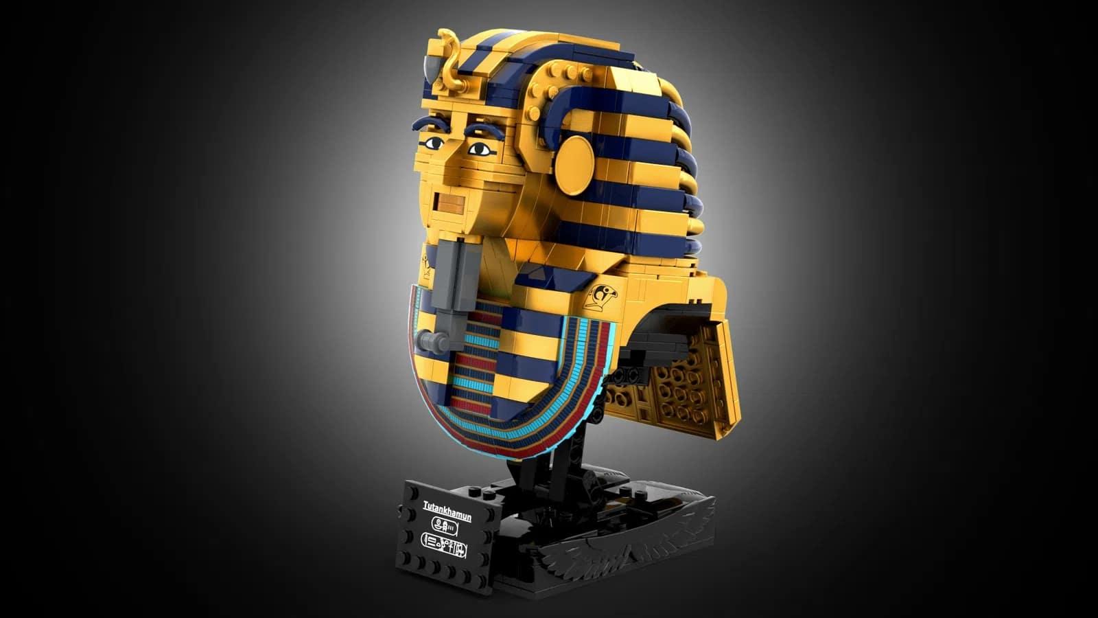 LEGO Ideas Tutankhamun (2)