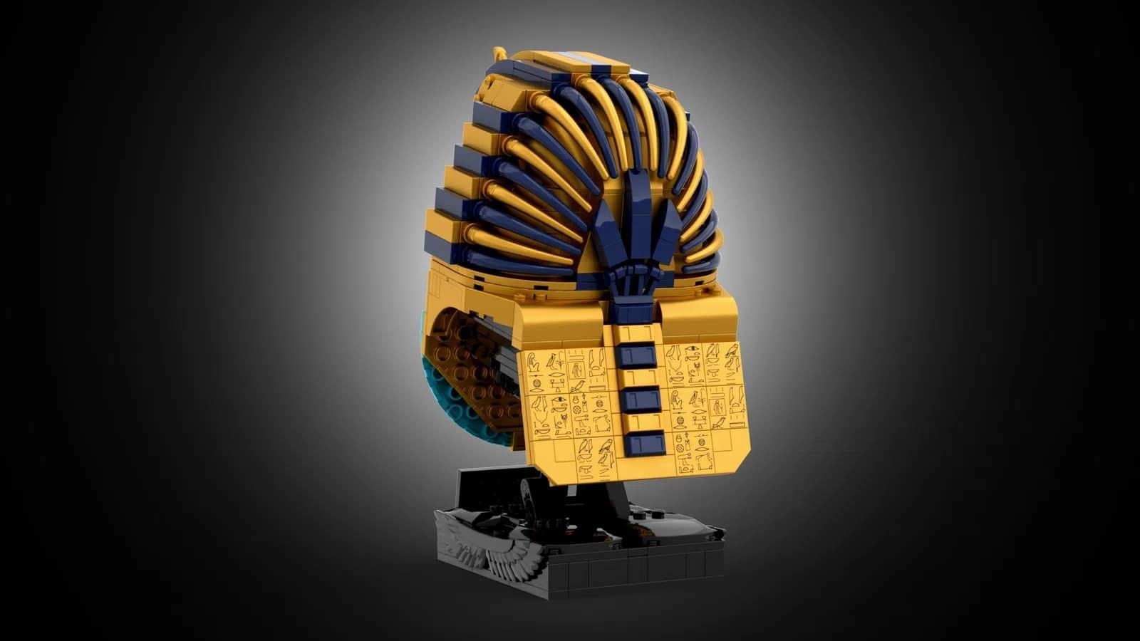 LEGO Ideas Tutankhamun (3)