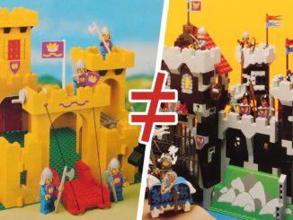 LEGO Ideas Umfrage Kommentar Classic Castle