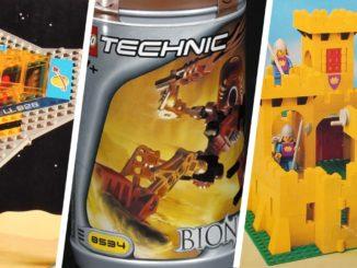 LEGO Ideas Umfrage Zwischenstand