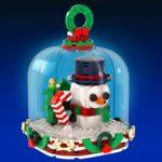 LEGO Ideas Winter Snow (6)