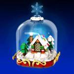 LEGO Ideas Winter Snow (7)