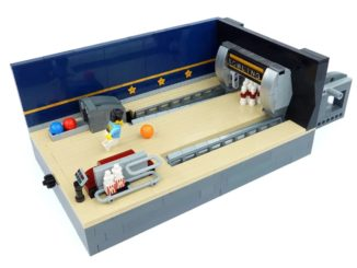 LEGO Ideas Working Bowling Alley (1)