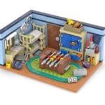 LEGO Kinderzimmer Rendering Stonewars