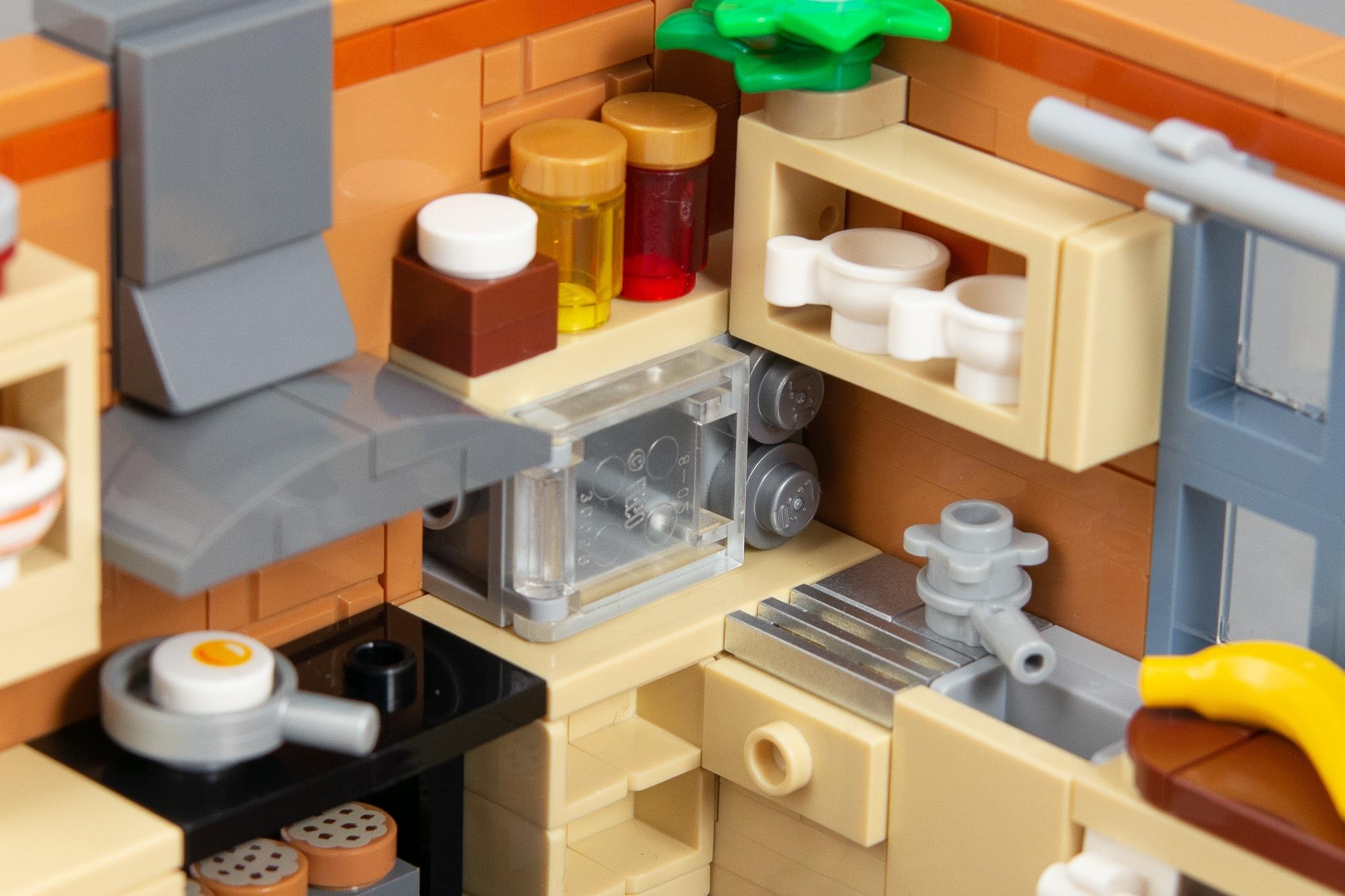lego-kueche-microwelle