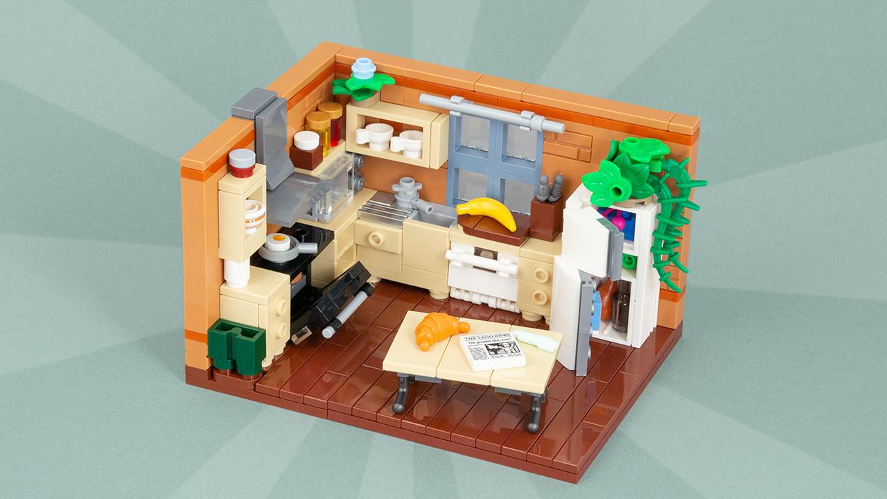 LEGO Kueche Titelbild