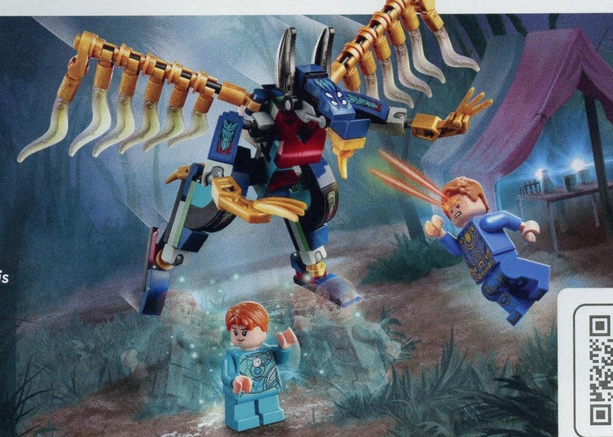 LEGO Marvel 76145 Eternals 2