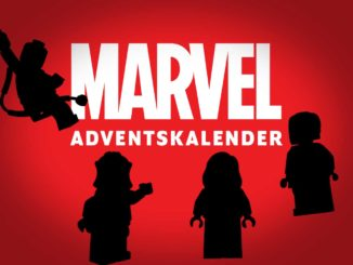 LEGO Marvel Adventskalender 2021