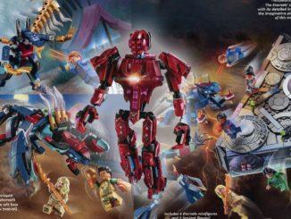 LEGO Marvel Eternals Titelbild