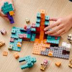 LEGO Minecraft 21168 Der Verschwundene Wald 1