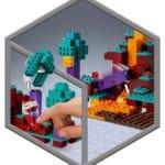 LEGO Minecraft 21168 Der Verschwundene Wald 3