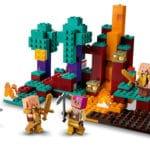 LEGO Minecraft 21168 Der Verschwundene Wald 4