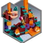 LEGO Minecraft 21168 Der Verschwundene Wald 6