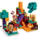 LEGO Minecraft 21168 Der Verschwundene Wald 7