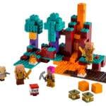 LEGO Minecraft 21168 Der Verschwundene Wald 8