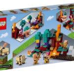 LEGO Minecraft 21168 Der Verschwundene Wald 9
