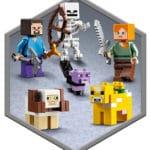 LEGO Minecraft 21169 Das Erste Abenteuer 2