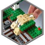 LEGO Minecraft 21169 Das Erste Abenteuer 4