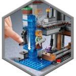 LEGO Minecraft 21169 Das Erste Abenteuer 6