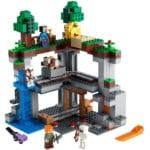 LEGO Minecraft 21169 Das Erste Abenteuer 9