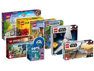 LEGO Neuheiten Maerz 2021 Erste Bilder