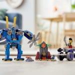 LEGO Ninjago 71740 Mech 1