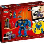 LEGO Ninjago 71740 Mech 10