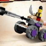 LEGO Ninjago 71740 Mech 4