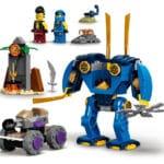 LEGO Ninjago 71740 Mech 6