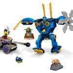 LEGO Ninjago 71740 Mech 8